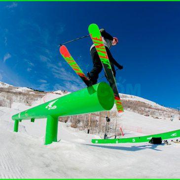 Виды и стили катания на горных лыжах
